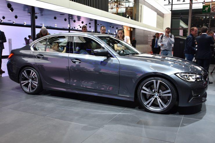 Mondial Paris 2018 BMW Serie 3 1