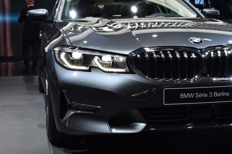 Mondial Paris 2018 BMW Serie 3 3
