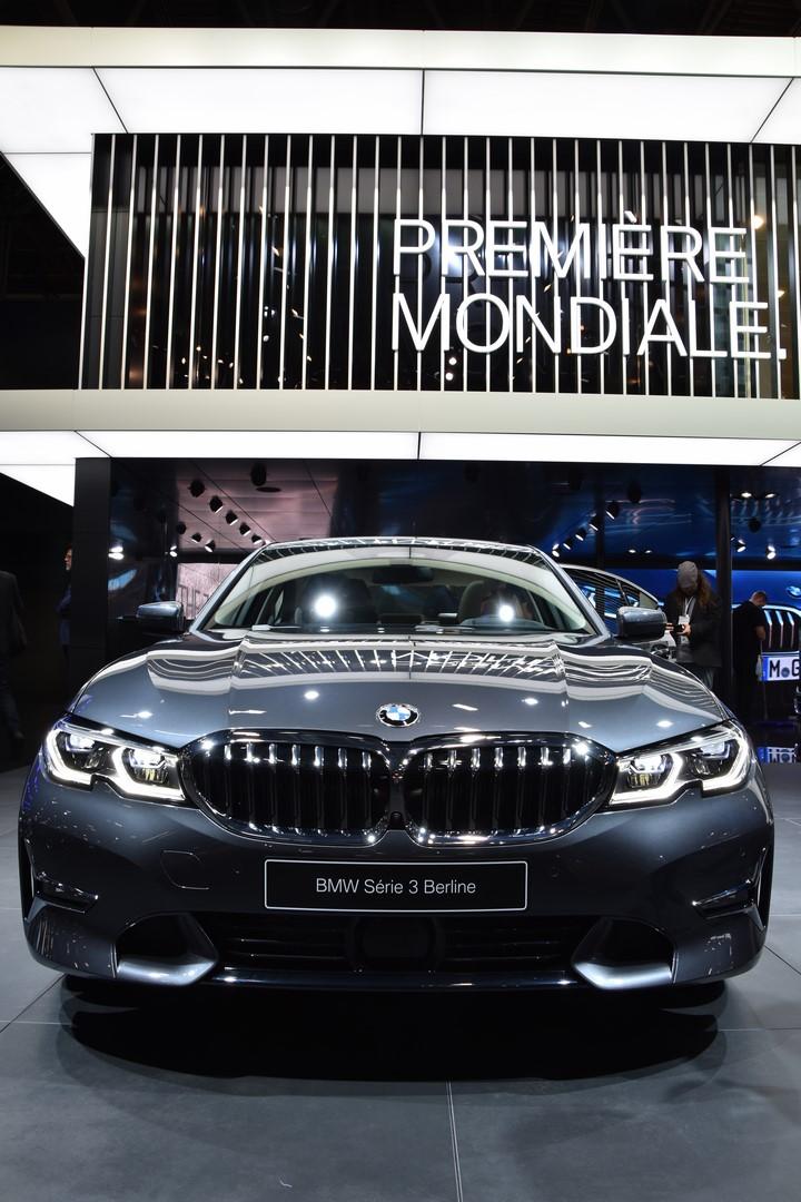 Mondial Paris 2018 BMW Serie 3 5