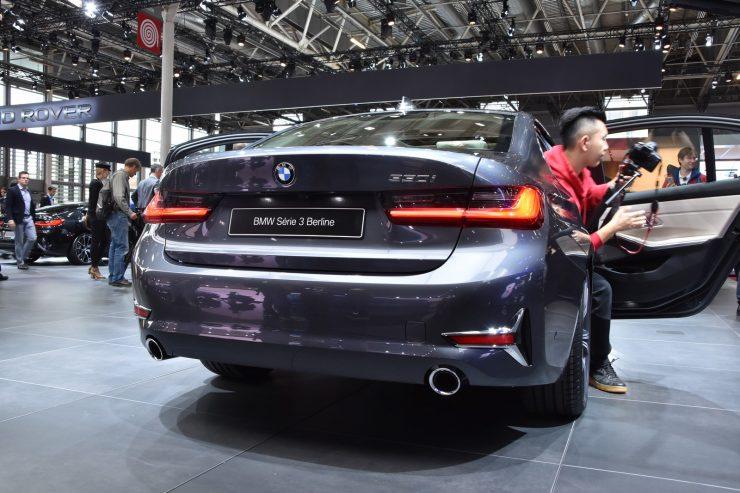 Mondial Paris 2018 BMW Serie 3 6