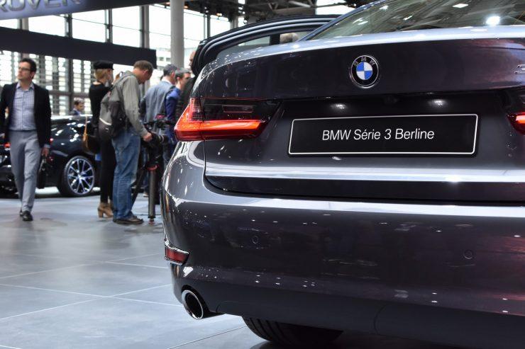 Mondial Paris 2018 BMW Serie 3 7