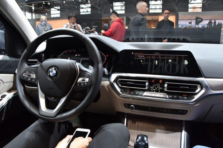 Mondial Paris 2018 BMW Serie 3 9