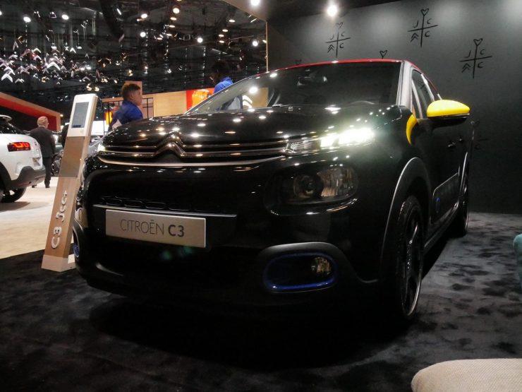 Mondial Paris 2018 Citroen C3 JCC 12