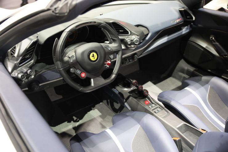Mondial Paris 2018 Ferrari 488 Pista 13