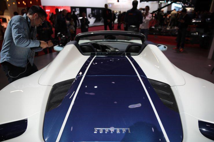 Mondial Paris 2018 Ferrari 488 Pista 16