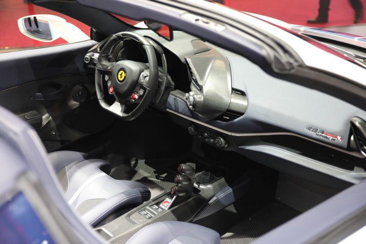 Mondial Paris 2018 Ferrari 488 Pista 18