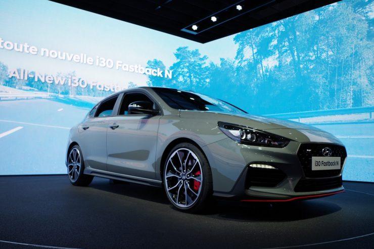 Mondial Paris 2018 Hyundai i30 N 1