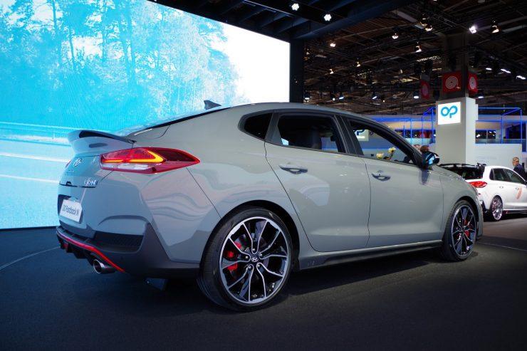 Mondial Paris 2018 Hyundai i30 N 3