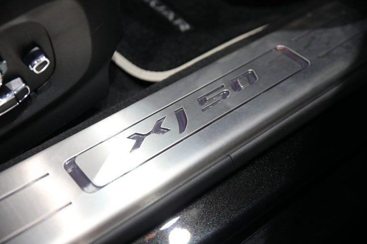 Mondial Paris 2018 Jaguar XJ50 10