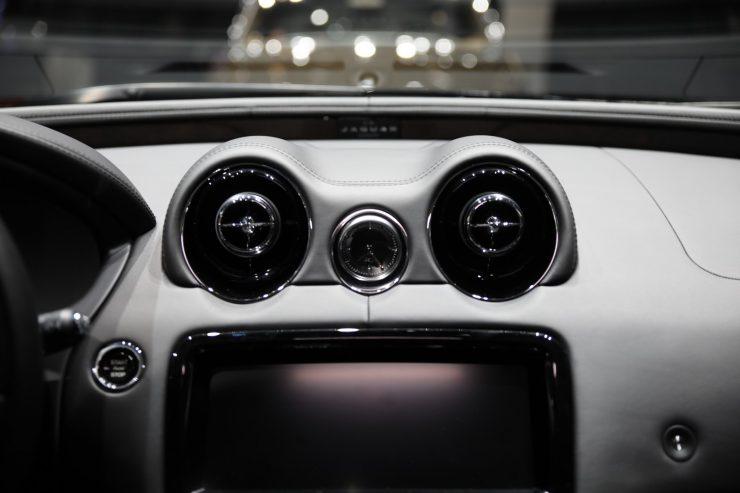 Mondial Paris 2018 Jaguar XJ50 6