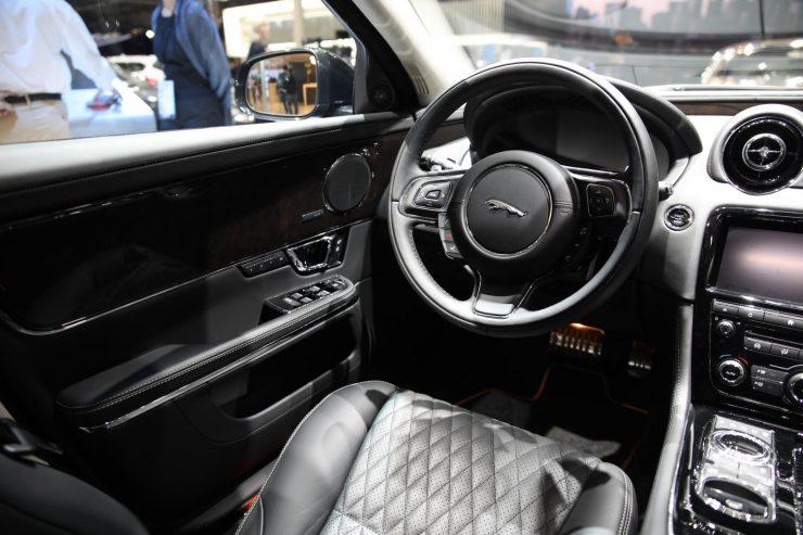 Mondial Paris 2018 Jaguar XJ50 7