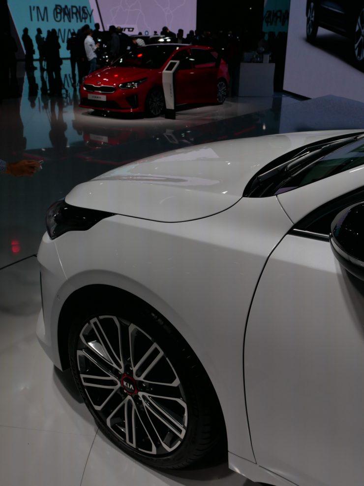 Mondial Paris 2018 Kia Proceed 8