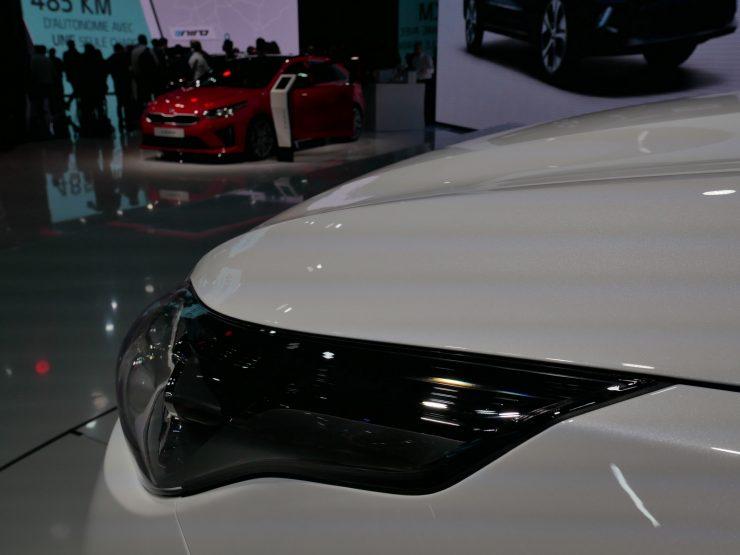 Mondial Paris 2018 Kia Proceed 9