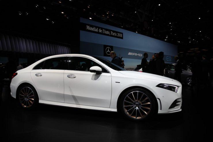 Mondial Paris 2018 Mercedes Classe A Berline 6