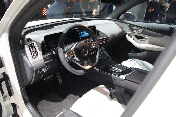 Mondial Paris 2018 Mercedes EQC 10
