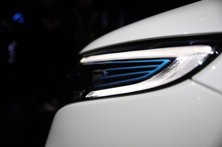 Mondial Paris 2018 Mercedes EQC 17
