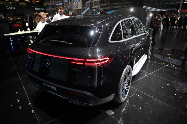 Mondial Paris 2018 Mercedes EQC 5