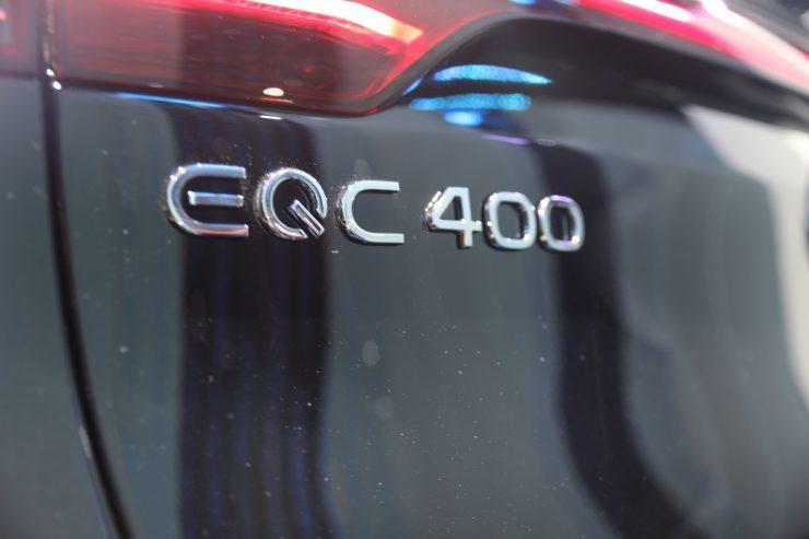 Mondial Paris 2018 Mercedes EQC 7