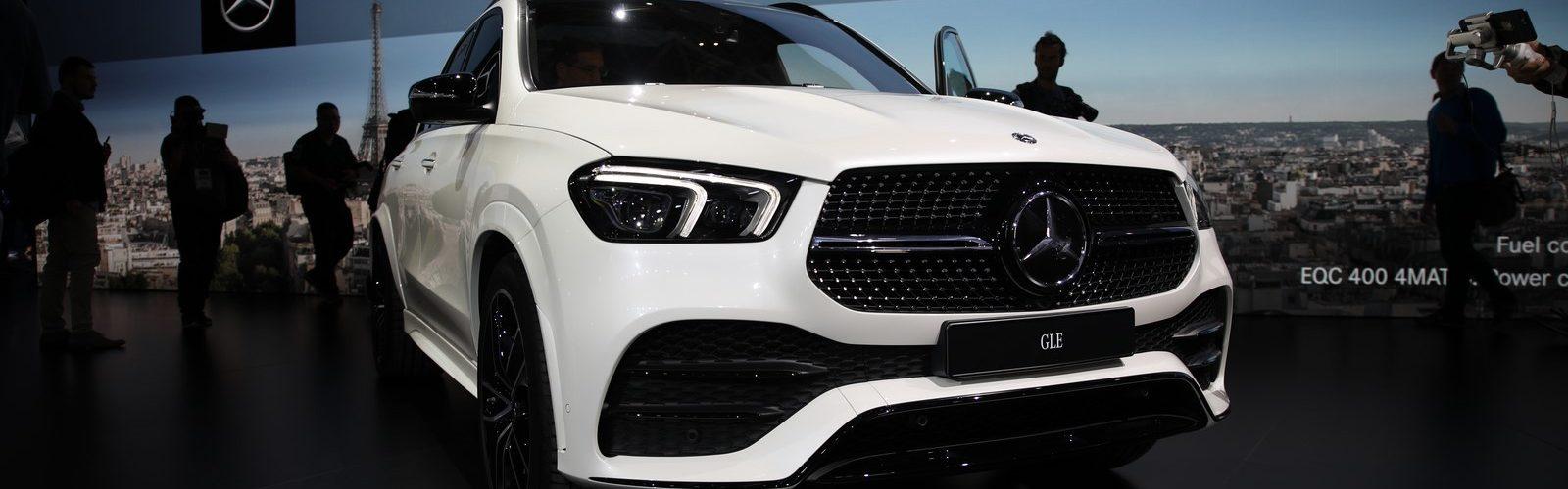 Mondial Paris 2018 Mercedes GLE 4