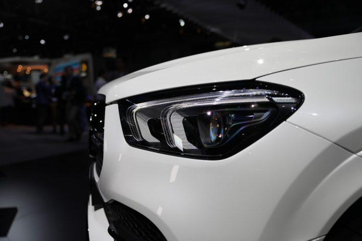 Mondial Paris 2018 Mercedes GLE 5