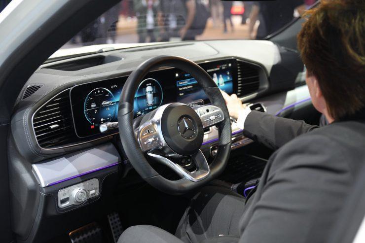 Mondial Paris 2018 Mercedes GLE 6