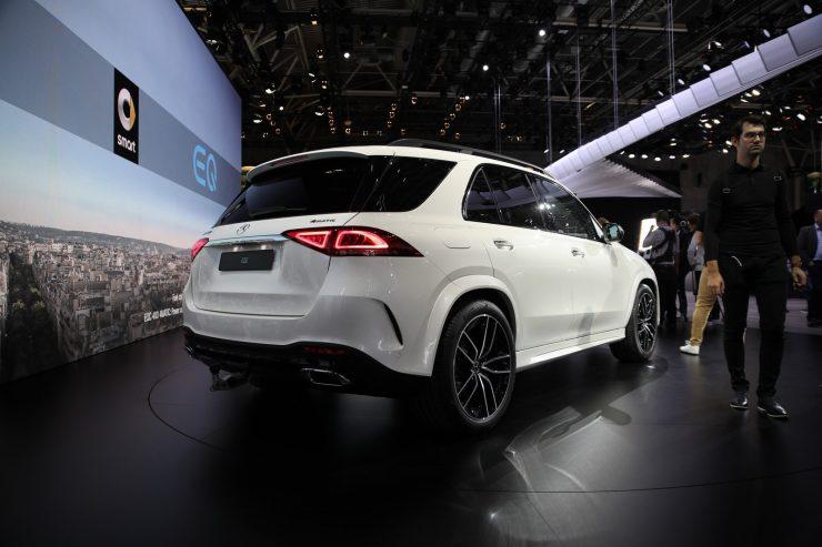 Mondial Paris 2018 Mercedes GLE 9