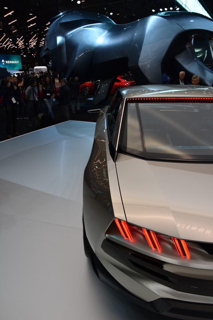 Mondial Paris 2018 Peugeot e legend Concept 10