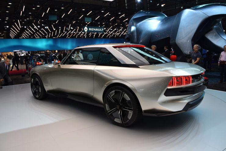 Mondial Paris 2018 Peugeot e legend Concept 12