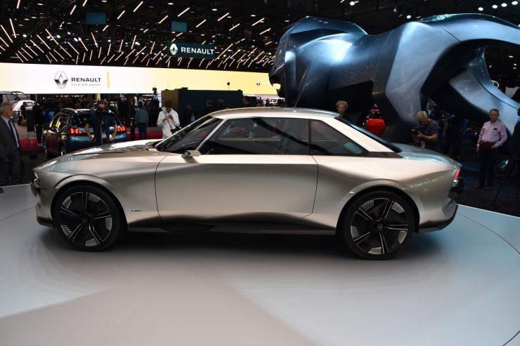 Mondial Paris 2018 Peugeot e legend Concept 14