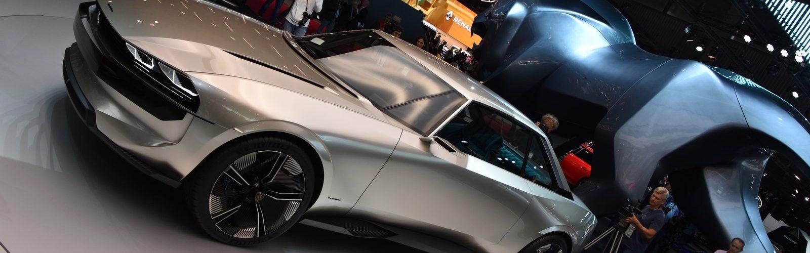 Mondial Paris 2018 Peugeot e legend Concept 15
