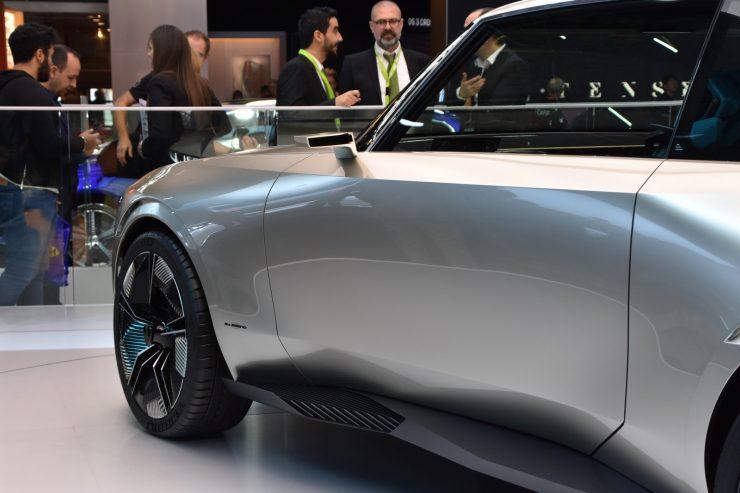 Mondial Paris 2018 Peugeot e legend Concept 26