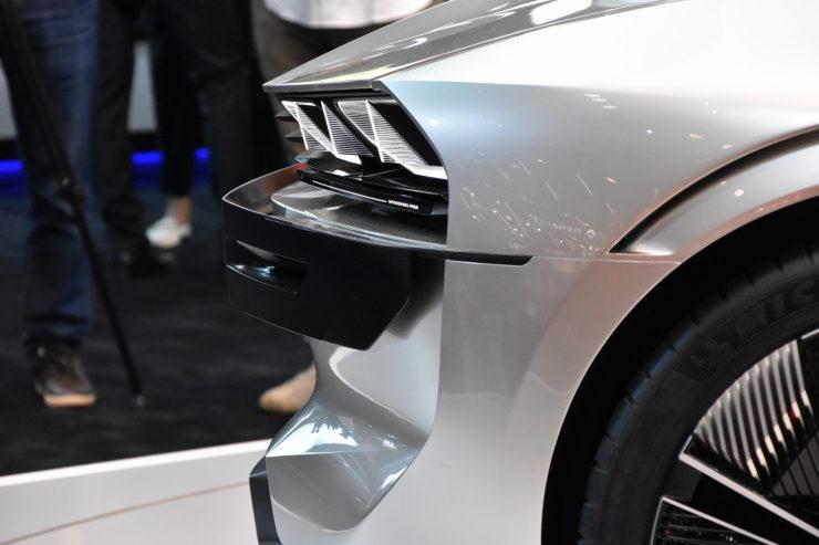 Mondial Paris 2018 Peugeot e legend Concept 4