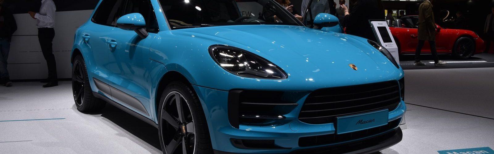Mondial Paris 2018 Porsche Macan 1