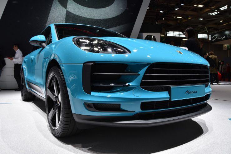 Mondial Paris 2018 Porsche Macan 2