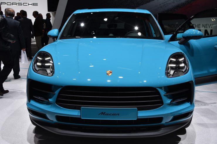 Mondial Paris 2018 Porsche Macan 3