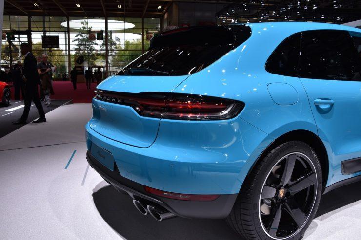 Mondial Paris 2018 Porsche Macan 5