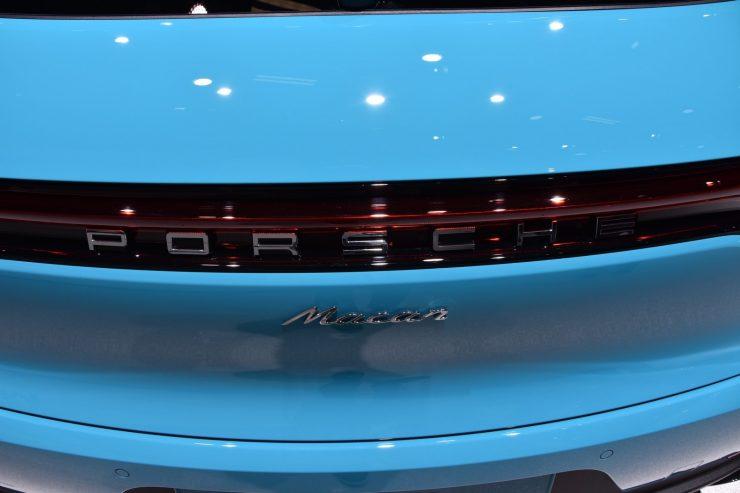Mondial Paris 2018 Porsche Macan 7