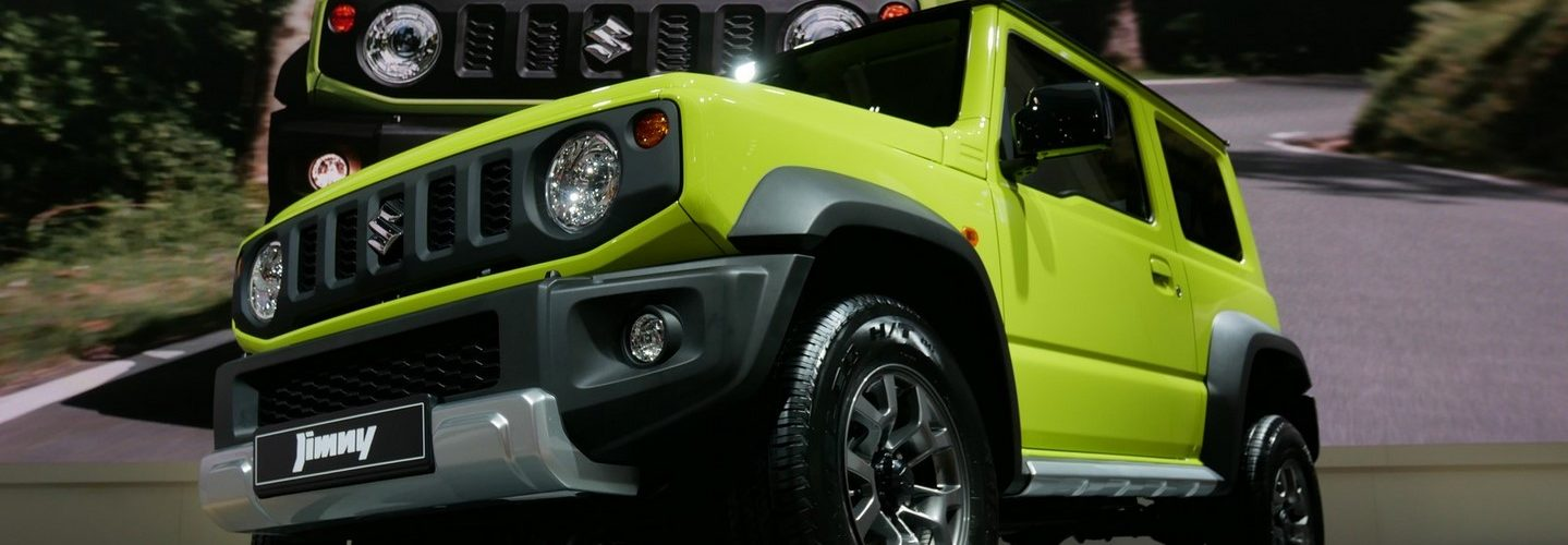 Mondial Paris 2018 Suzuki Jimny 14