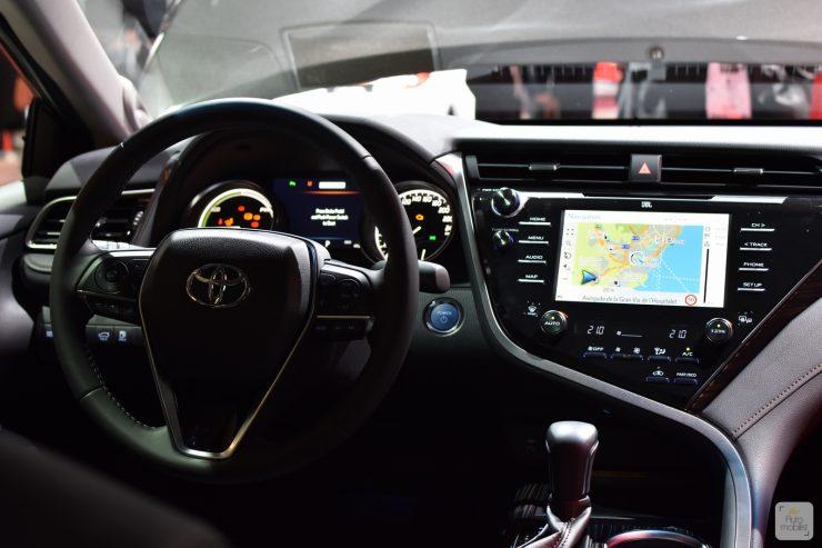 Mondial Paris 2018 Toyota Camry 07