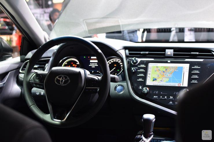 Mondial Paris 2018 Toyota Camry 10