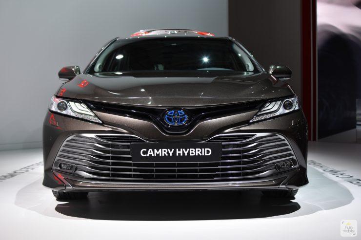 Mondial Paris 2018 Toyota Camry 13