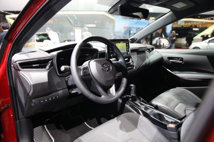Mondial Paris 2018 Toyota Corolla 15