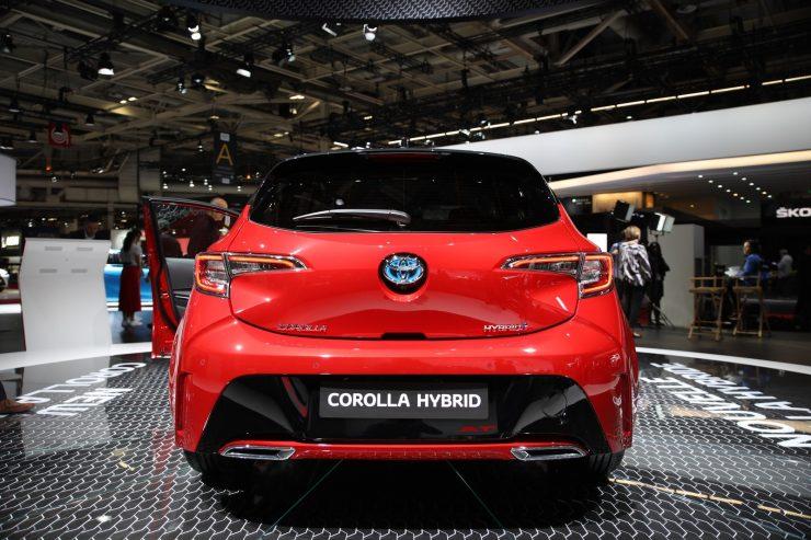Mondial Paris 2018 Toyota Corolla 16