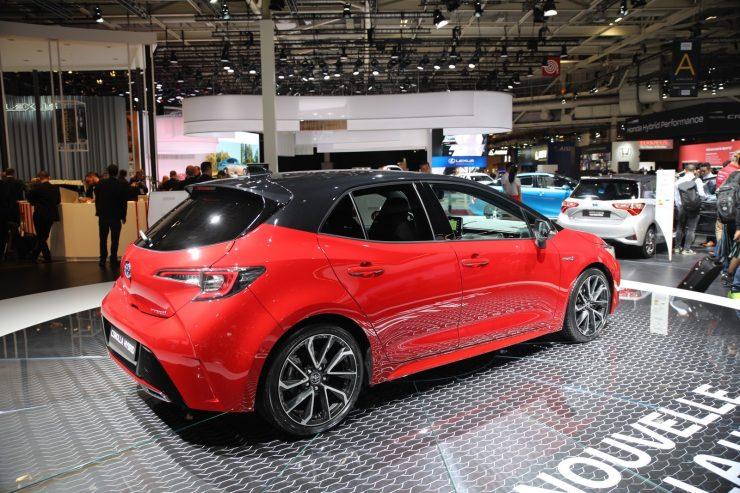 Mondial Paris 2018 Toyota Corolla 17
