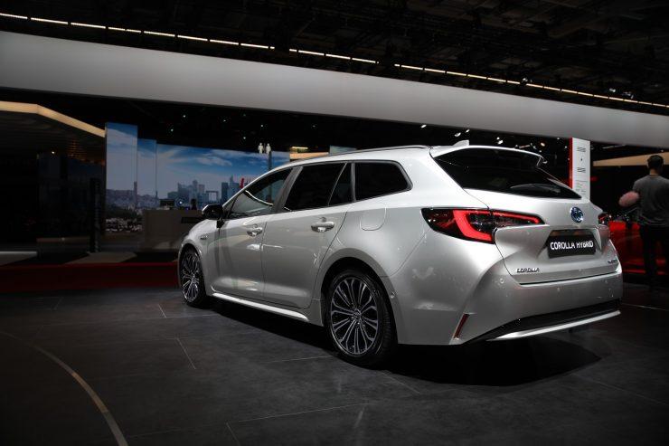 Mondial Paris 2018 Toyota Corolla 18