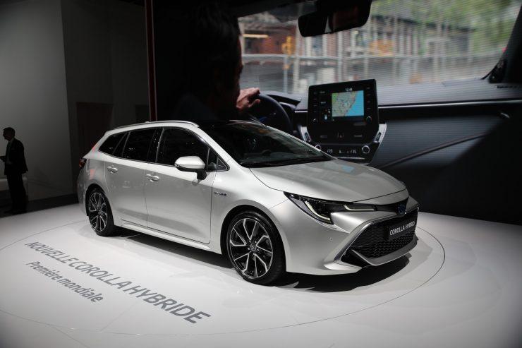 Mondial Paris 2018 Toyota Corolla 4