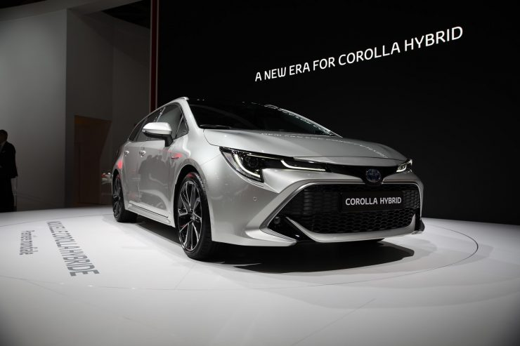 Mondial Paris 2018 Toyota Corolla 5