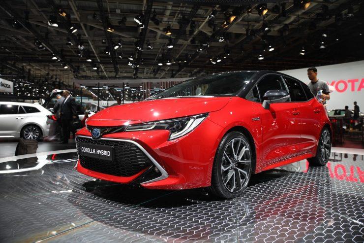 Mondial Paris 2018 Toyota Corolla 7