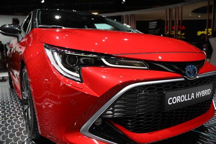 Mondial Paris 2018 Toyota Corolla 8