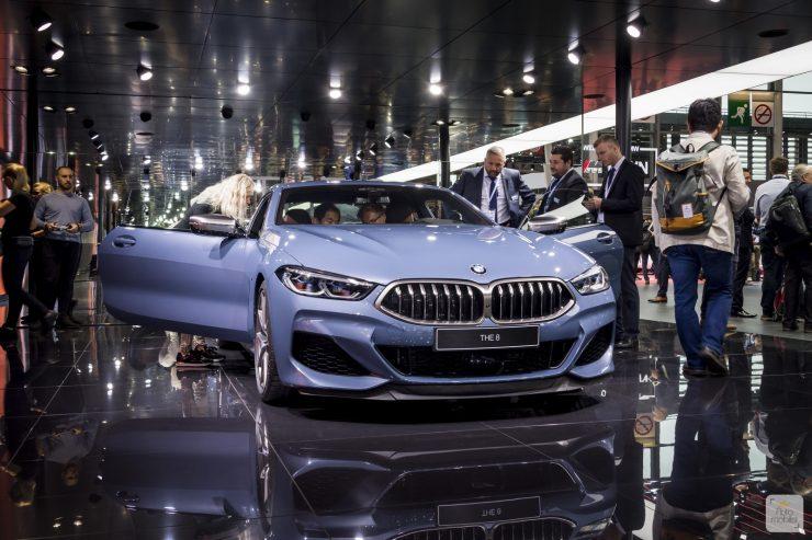 Mondial de Paris 2018 BMW